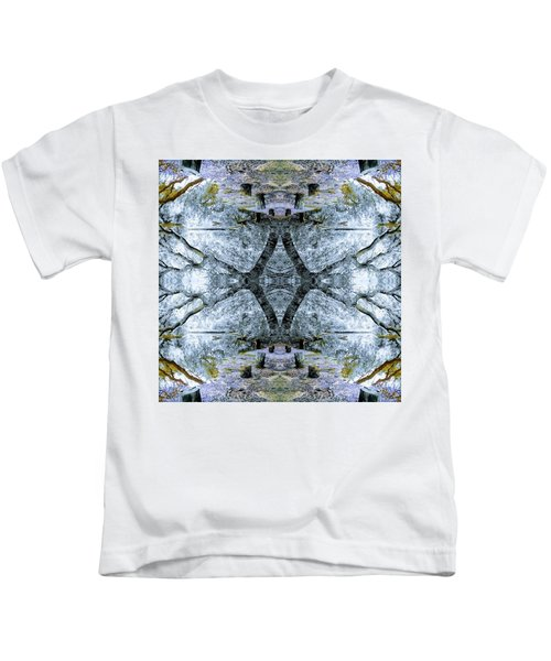 Deciduous Dimensions Kids T-Shirt