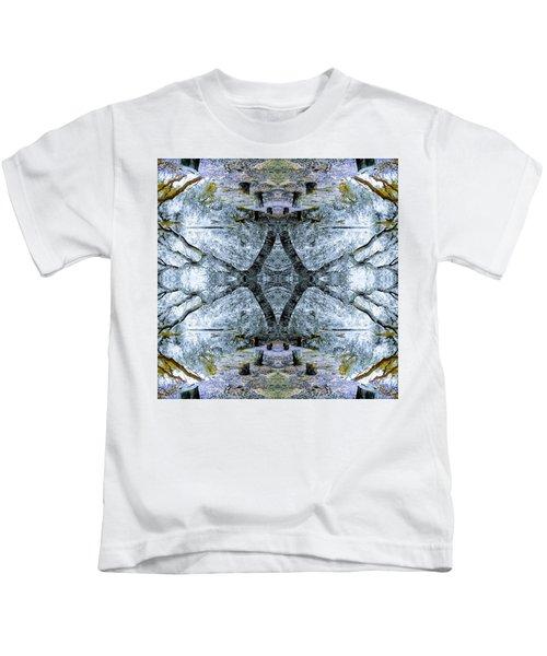 Deciduous Dimensions Kids T-Shirt