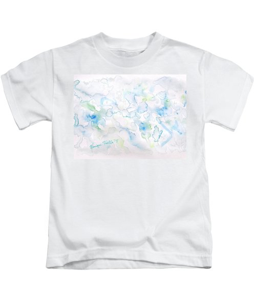 Delicate Elegance Kids T-Shirt