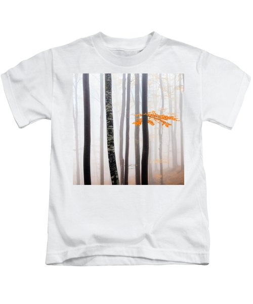 Delicate Forest Kids T-Shirt