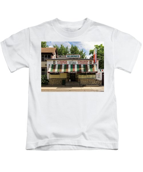 Delmonico's Italian Market Kids T-Shirt