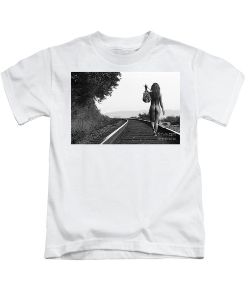 Derailed Kids T-Shirt