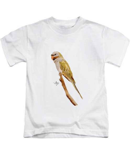Derbyan Parakeet Kids T-Shirt