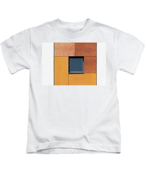 Derbyshire Window Kids T-Shirt