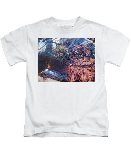 Desert Floor Kids T-Shirt