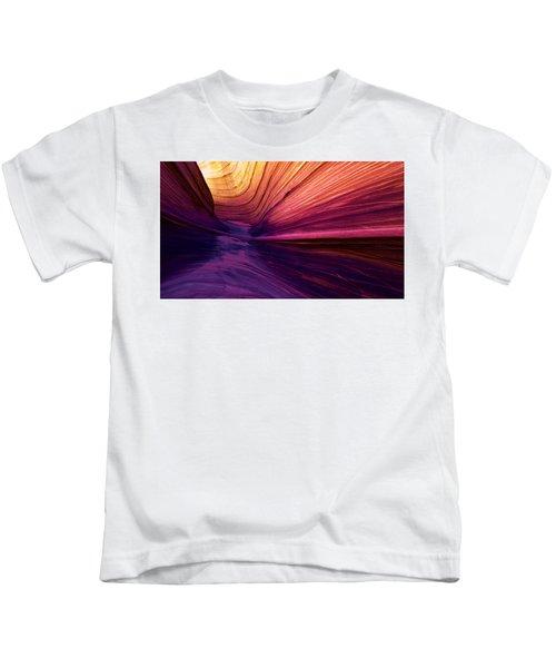 Desert Rainbow Kids T-Shirt