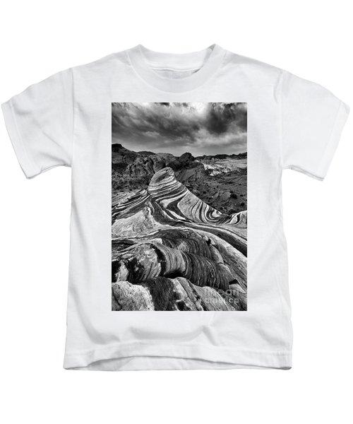 Desert Stripes Kids T-Shirt