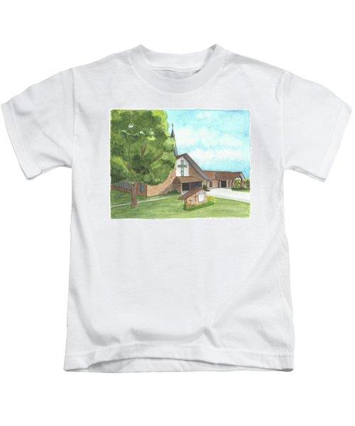 De Soto Baptist Church Kids T-Shirt