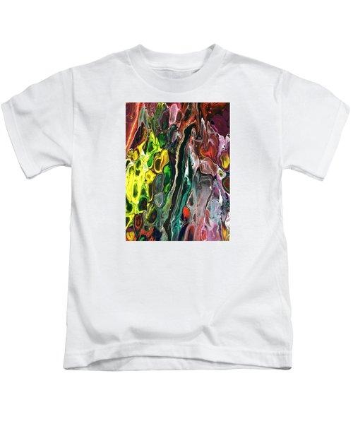 Detail Of Auto Body Paint Technician 5 Kids T-Shirt