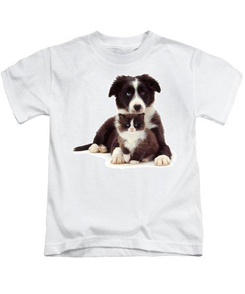 Different Strokes - Same Love Kids T-Shirt