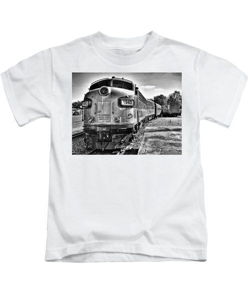 Dinner Train Kids T-Shirt