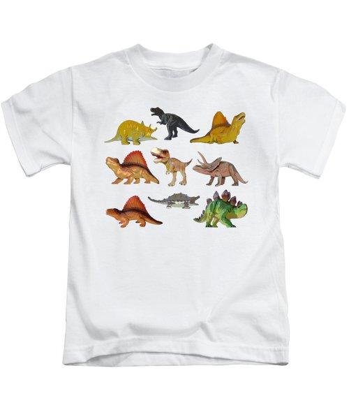Dino Prehistoric Animals Kids T-Shirt