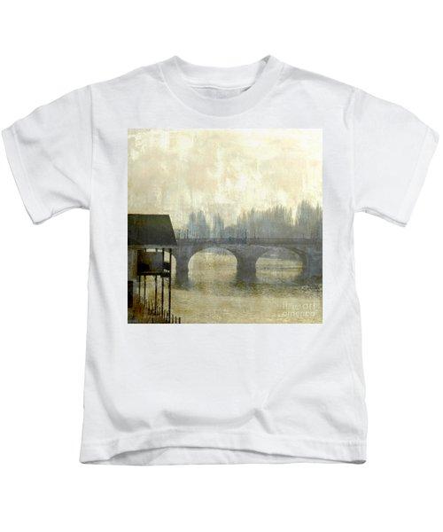 Dissolving Mist Kids T-Shirt