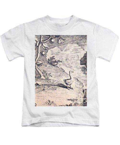 Dodo Bird, Hunted To Extinction Kids T-Shirt