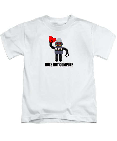Does Not Compute Kids T-Shirt
