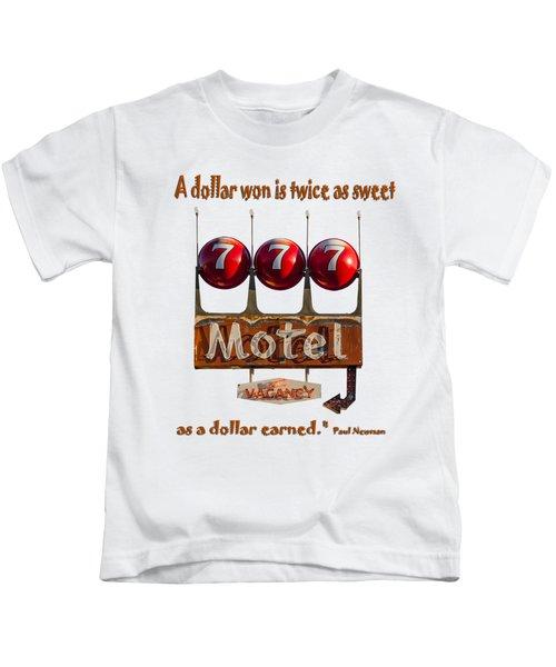 Dollar Won Kids T-Shirt