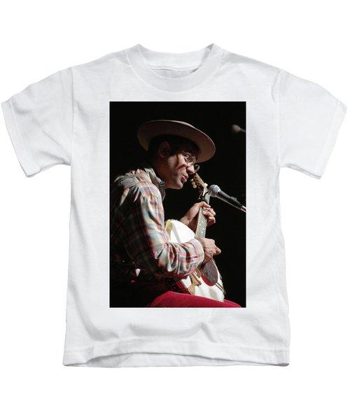 Dom Flemons Kids T-Shirt