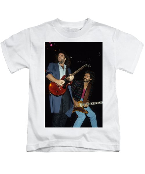 Don Barnes And Jeff Carlisi Of 38 Special Kids T-Shirt