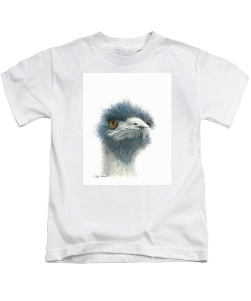 Dont Mess With Emu Kids T-Shirt