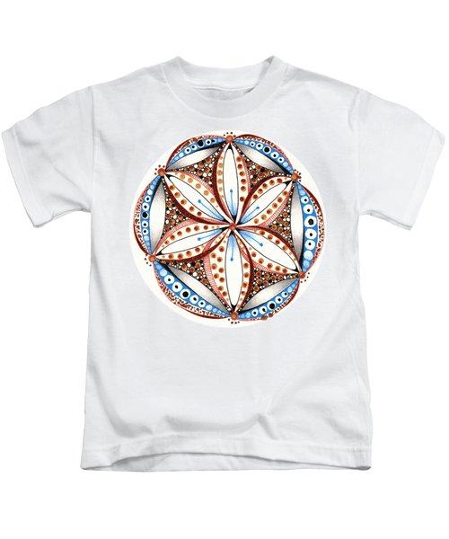 Dotted Zendala Kids T-Shirt