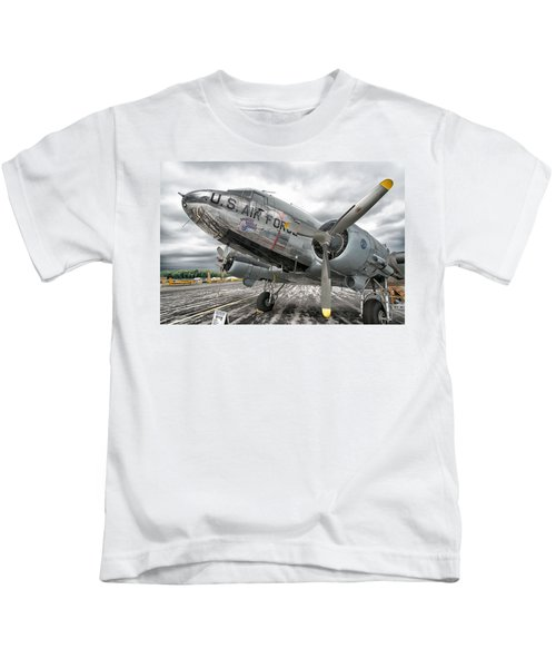 Douglas C-47 Skytrain Kids T-Shirt