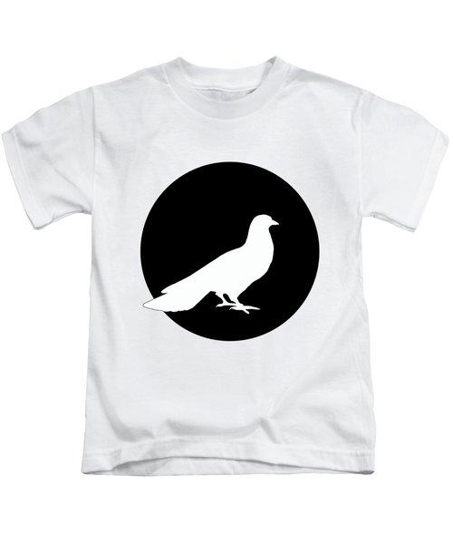 Dove Kids T-Shirt by Mordax Furittus