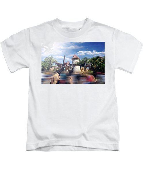 Down By The Sea Kids T-Shirt