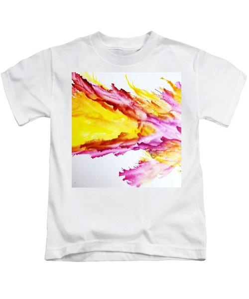 Dragon Breath Kids T-Shirt