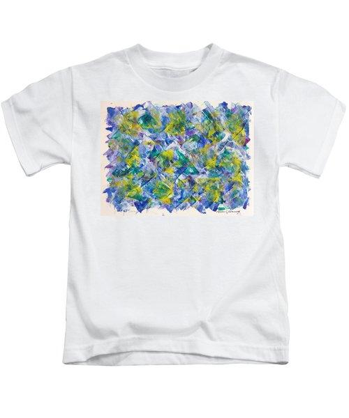 Dreaming Of Winter Kids T-Shirt