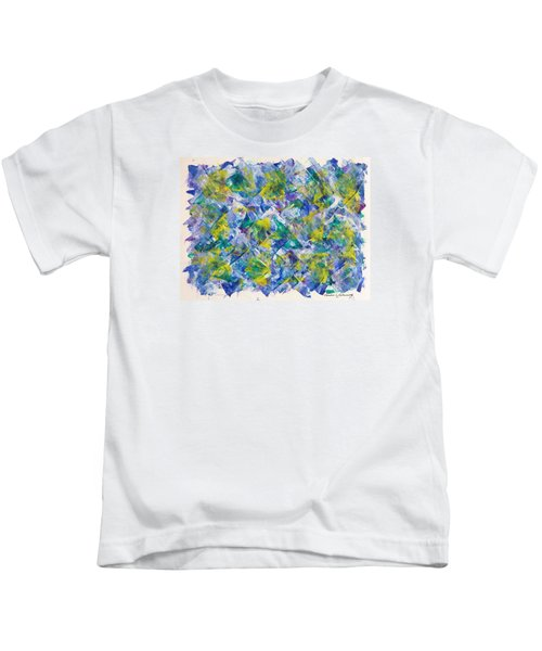 Dreaming Of Winter Kids T-Shirt