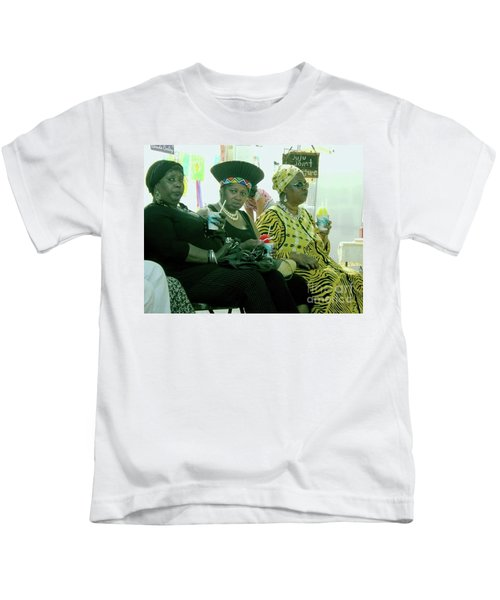 Dressed To The Nines Kids T-Shirt