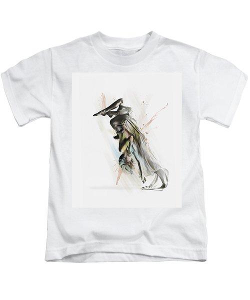 Drift Contemporary Dance Two Kids T-Shirt