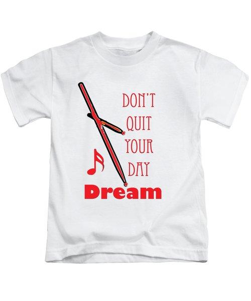 Drum Percussion Fine Art Photographs Art Prints 5020.02 Kids T-Shirt
