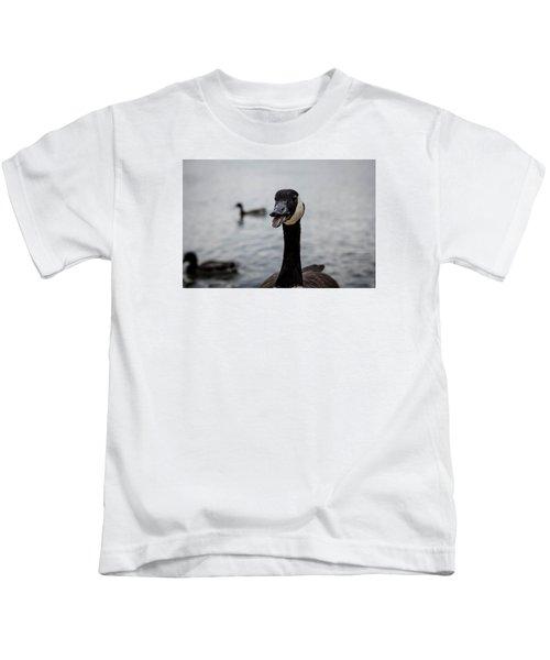 Duck Duck Goose  Kids T-Shirt