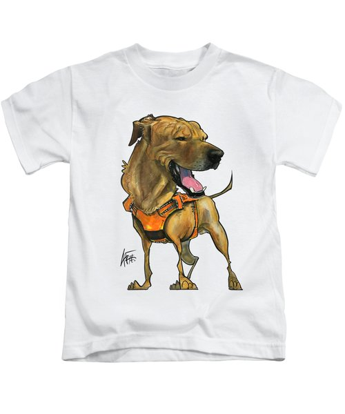 Dufour 3920 Monty Kids T-Shirt
