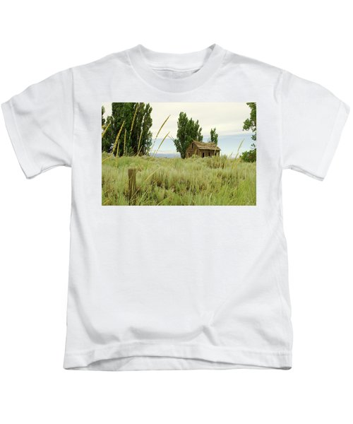 Dyer Country Home Kids T-Shirt