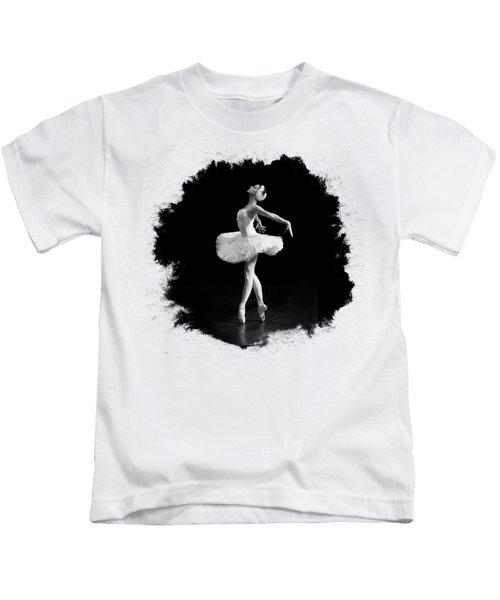 Dying Swan I T Shirt Customizable Kids T-Shirt