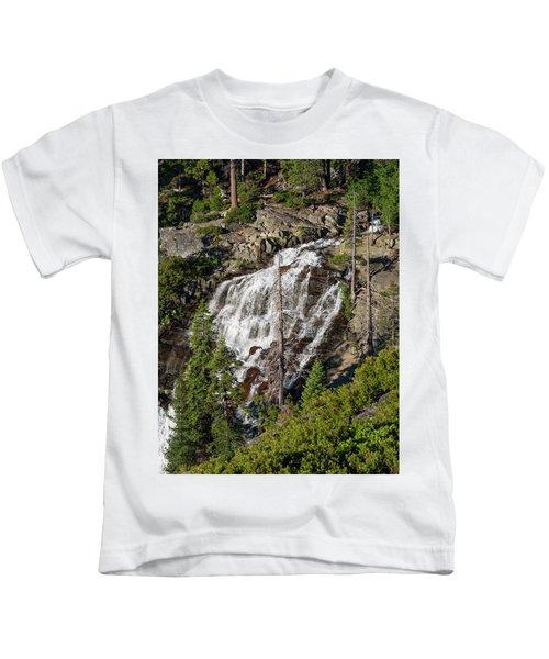 Eagle Falls Kids T-Shirt