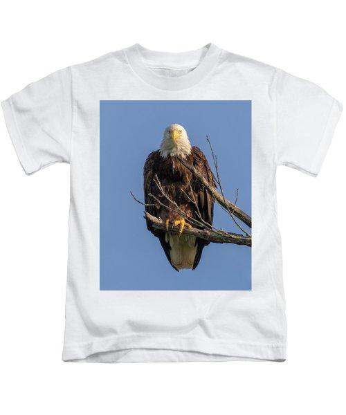 Eagle Stare Kids T-Shirt