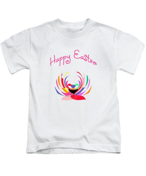 Easter Basket Kids T-Shirt