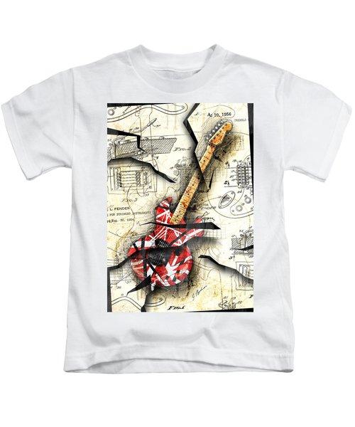 Eddie's Guitar Kids T-Shirt