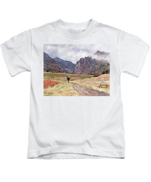 Eldorado Rain Kids T-Shirt