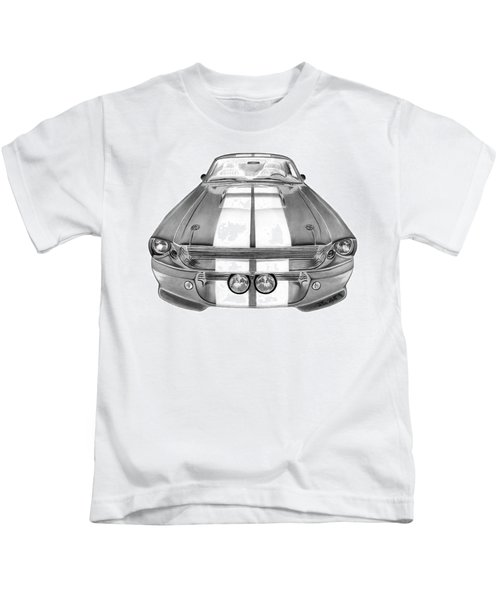 Eleanor Inverted Kids T-Shirt