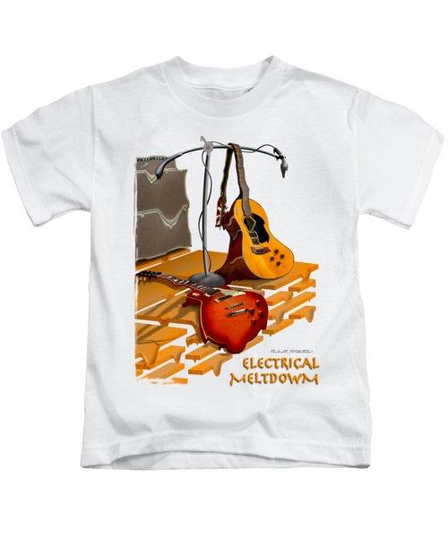Electrical Meltdown Se Kids T-Shirt