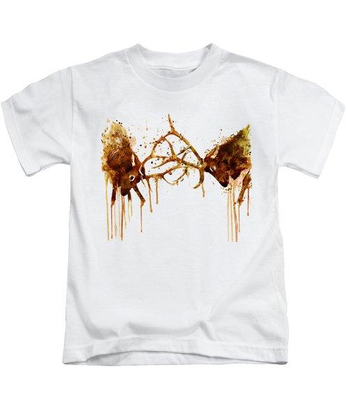 Elks Fight Kids T-Shirt