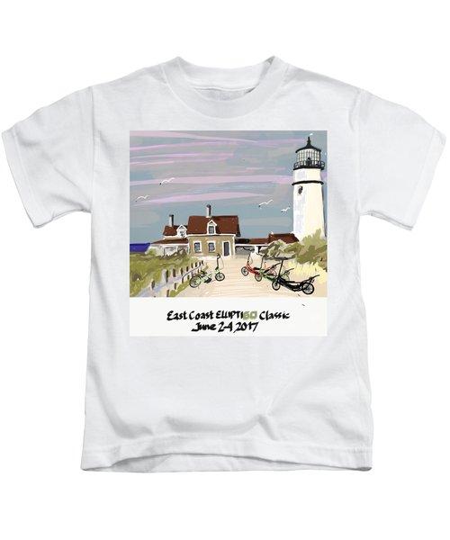 Elliptigo Art Kids T-Shirt