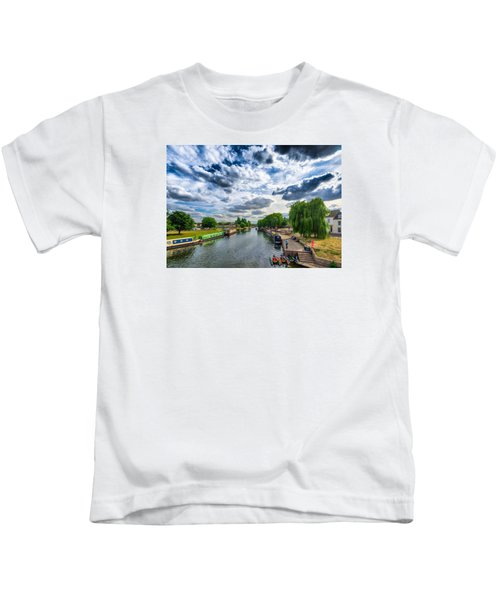 Ely Riverside Kids T-Shirt