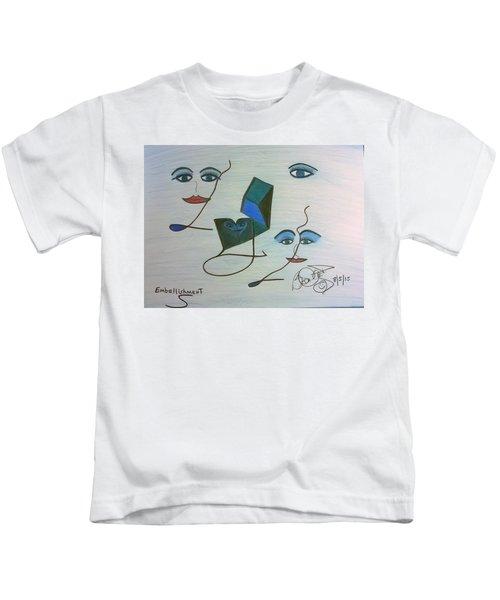 Embellishment Kids T-Shirt