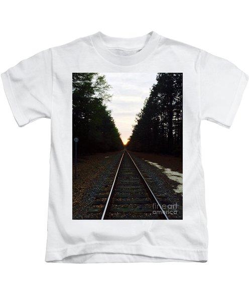 Endless Journey Kids T-Shirt