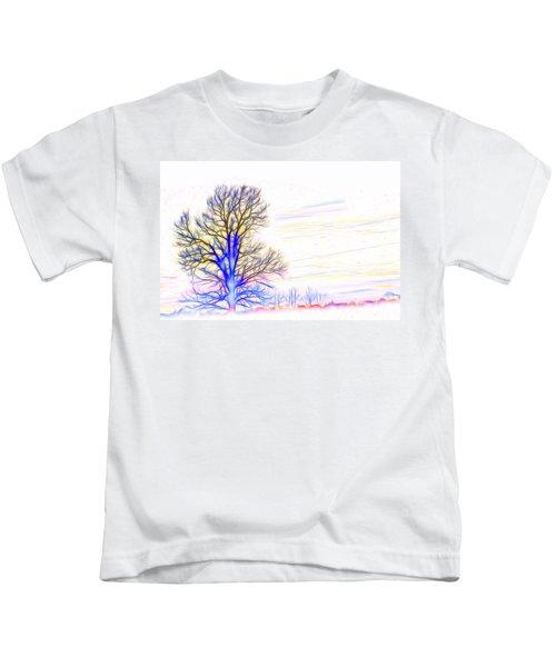 Energy Tree Kids T-Shirt